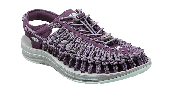 Keen Uneek Rock Sandals Women Plum/Shark